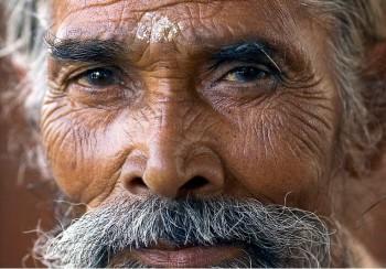 indian grandpa