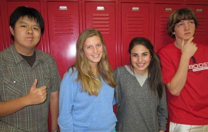 Deerfield High Teenagers