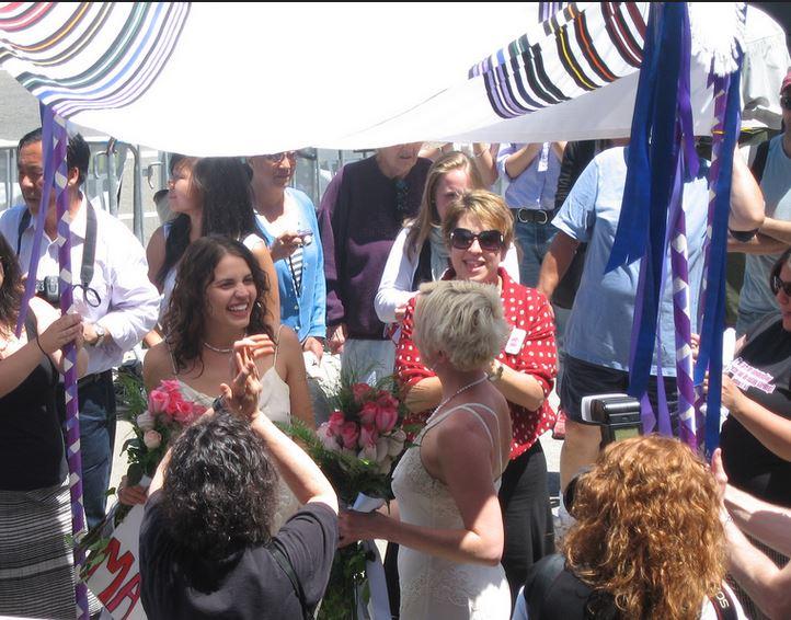 Jewish Gay Wedding
