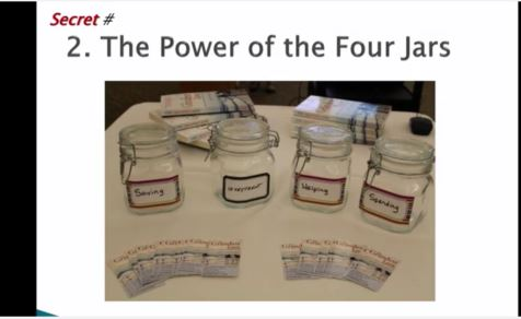 Secret 2 The Power of the Four Jars